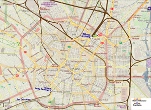 Maps of Milan, Italy - JohoMaps