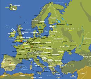 Airports in Europe | Metro Map | Bus Routes | Metrobus Way Map ...