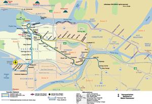 Maps Of Vancouver Johomaps