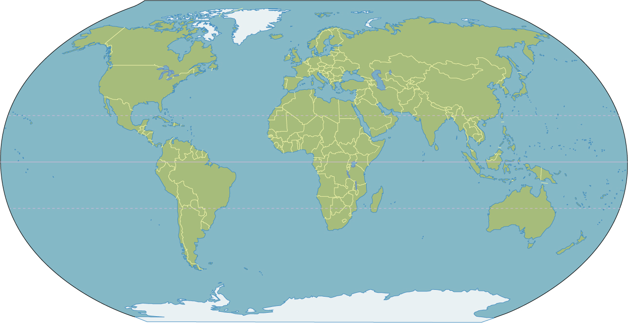 Blank World Map JohoMaps - World map blank for students